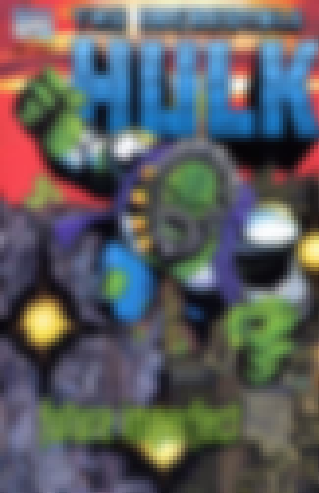 Future imperfect is listed (or ranked) 4 on the list The Best Hulk Storylines in Comics