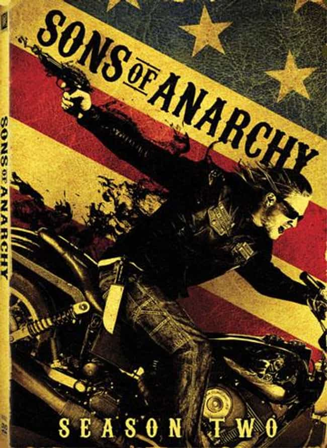 Sons of Anarchy - Season... is listed (or ranked) 1 on the list The Best Seasons of Sons Of Anarchy