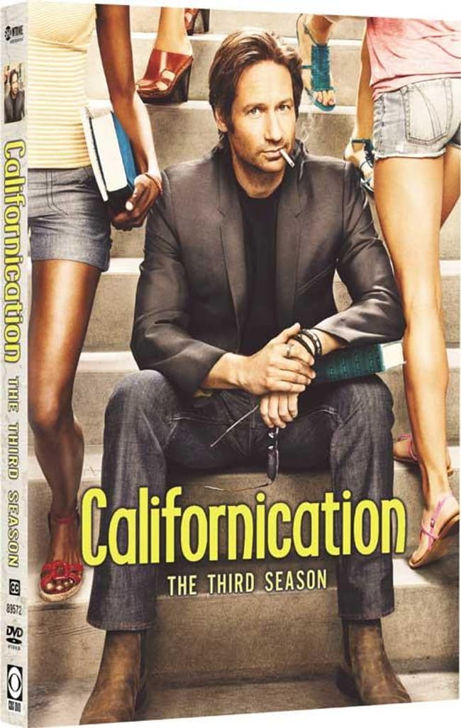 Californication Season 3 Is Listed Or Ranked 3 On The List The Best