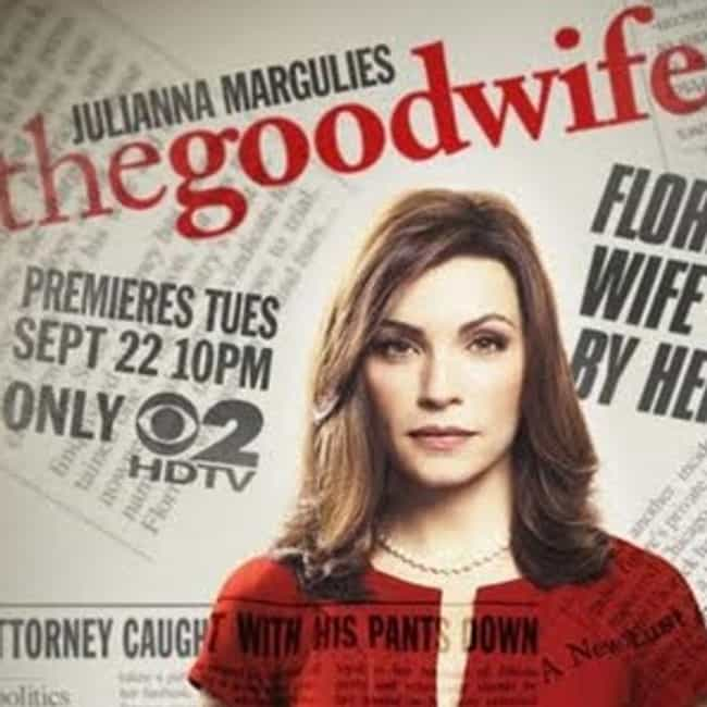 The Good Wife - Season 1 is listed (or ranked) 4 on the list The Best Seasons of The Good Wife