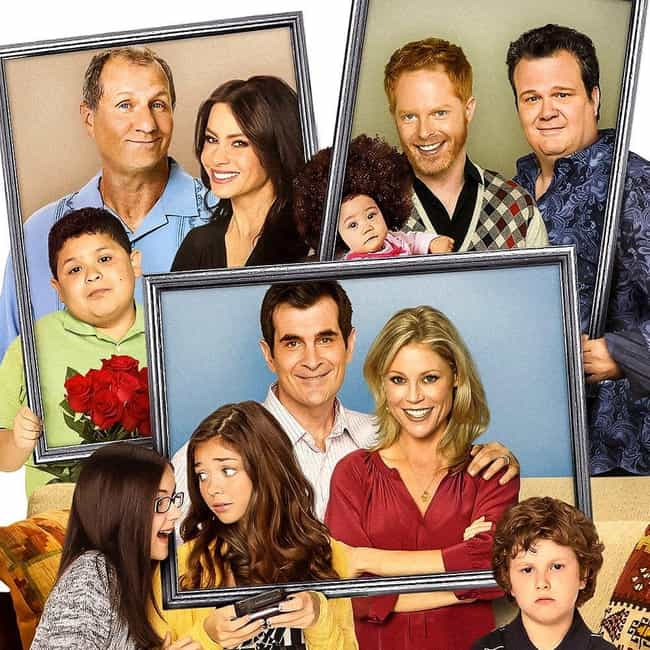 Modern Family - Season 1... is listed (or ranked) 2 on the list The Best Seasons of 'Modern Family'