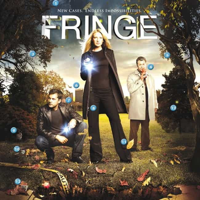 Fringe - Season 2 is listed (or ranked) 2 on the list The Best Seasons of Fringe