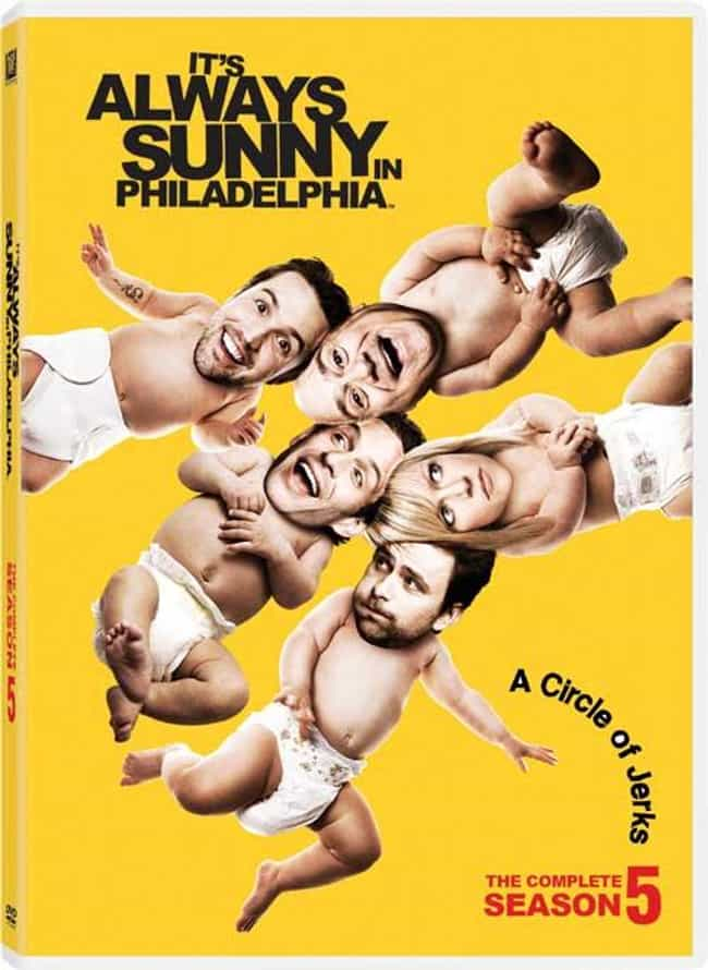 It's Always Sunny in Philadelp... is listed (or ranked) 3 on the list The Best Seasons of It's Always Sunny in Philadelphia