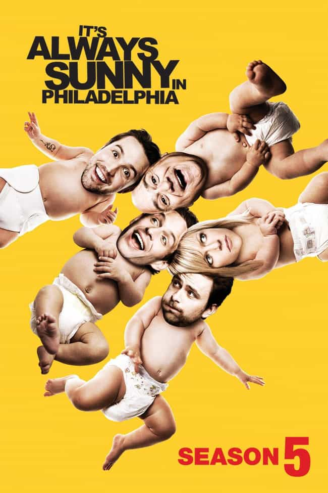 It's Always Sunny in Phi... is listed (or ranked) 4 on the list The Best Seasons of 'It's Always Sunny in Philadelphia'