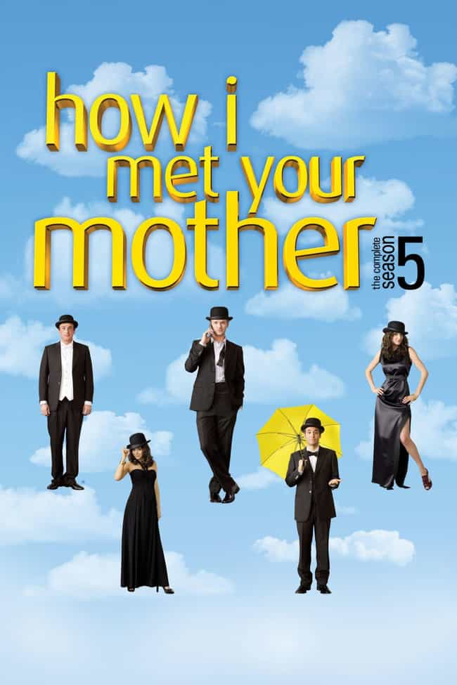 How I Met Your Mother - ... is listed (or ranked) 4 on the list The Best Seasons of 'How I Met Your Mother'