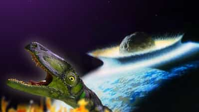 A Beat-By-Beat Breakdown Of The Asteroid Impact That Killed The Dinosaurs